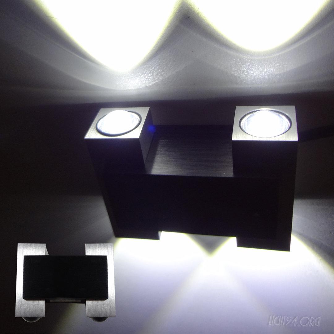 led wandstrahler bino weiss wandleuchte design strahler 5 7 jahre. Black Bedroom Furniture Sets. Home Design Ideas